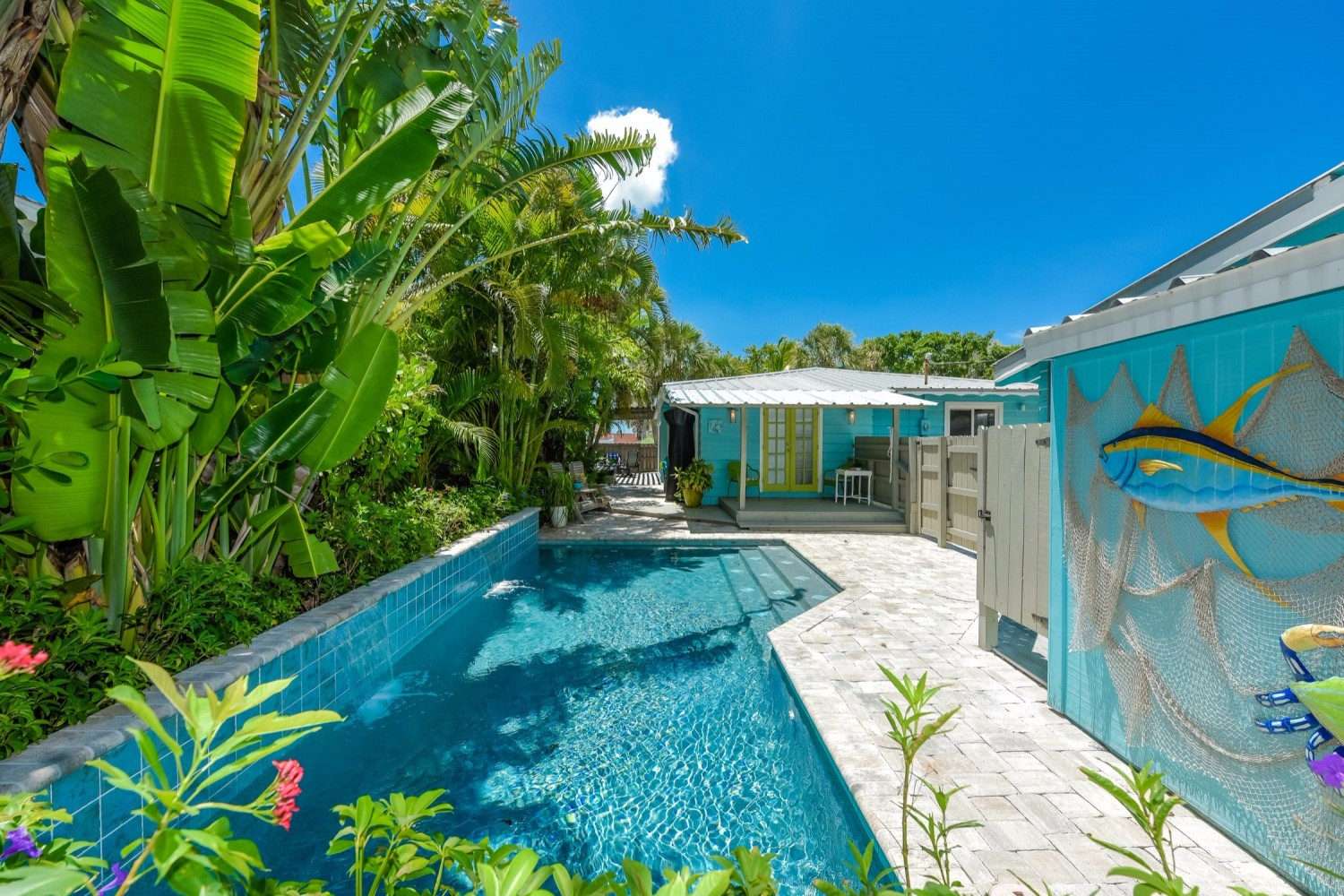 An Ocean Blue House - Siesta Key Vacation Rentals