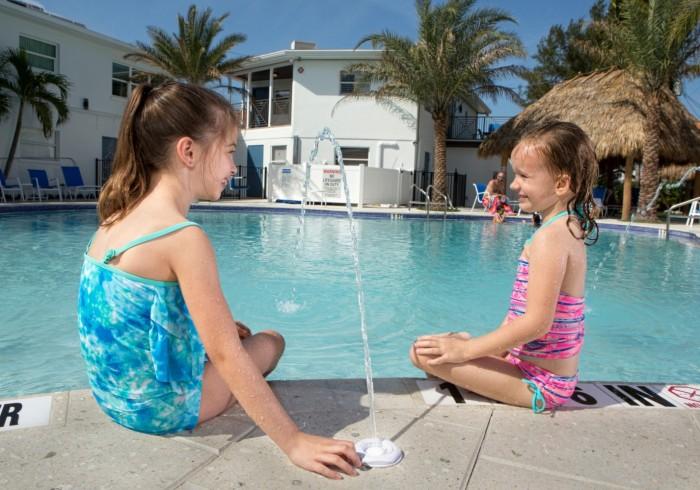 Siesta Key Beach Resort and Suites; Pool & Tiki