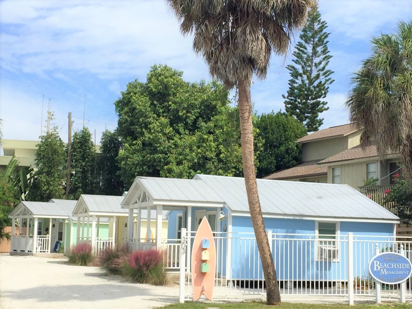 1 Bedroom Cottage - Siesta Key Vacation Rentals