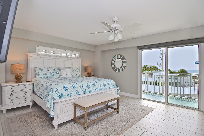 2 Bed/2 Bath Beachfront