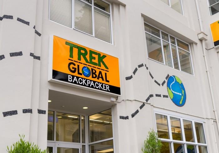 Trek Global Backpacker