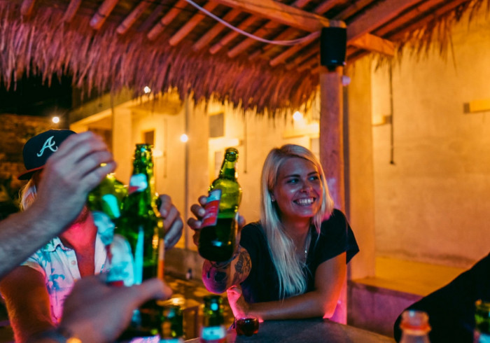 Slumber Party Hostel Lombok