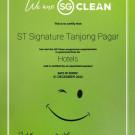 ST Signature Tanjong Pagar( SG Clean Certified)