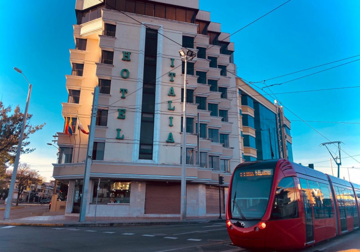 Hotel Italia Cuenca