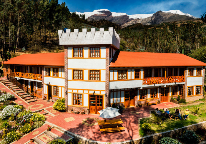 Copacabaña Lodge