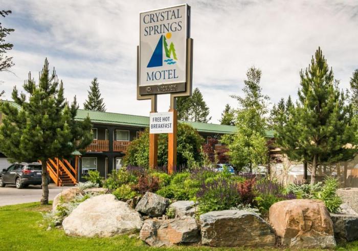 Crystal Springs Motel