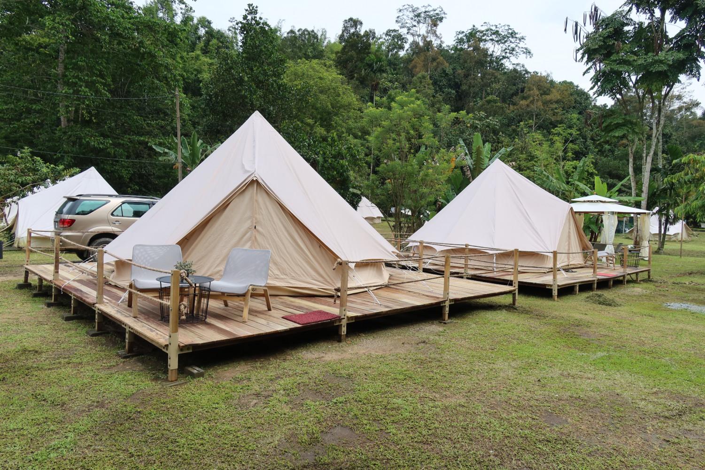 Canopy Villa Glamping Park Bentong Malaysia Best Price Guarantee