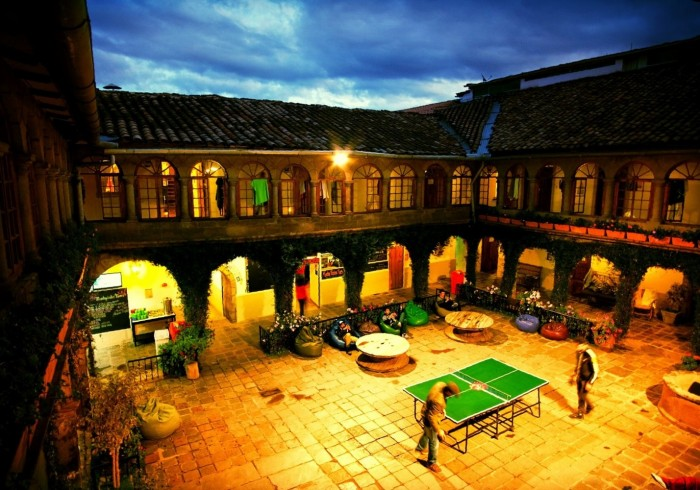 Pariwana Hostel Cusco