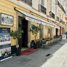Alt Fachada Hotel Las Cortes de Cádiz