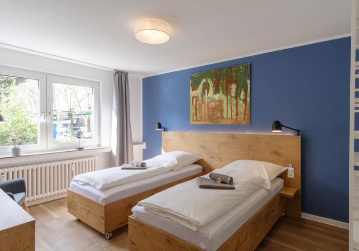 Glück Auf Appartements Am Stadtpark, Duisburg