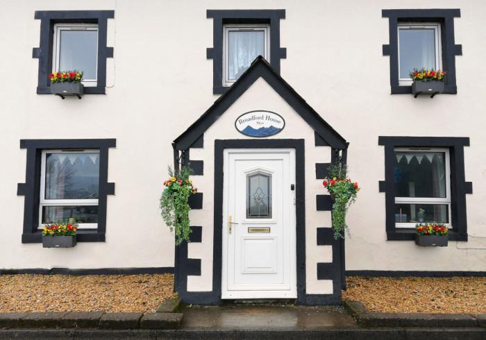 Broadford House, Skye