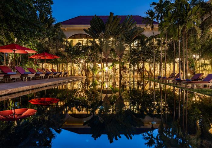 Pavillon d'Orient Boutique-Hotel