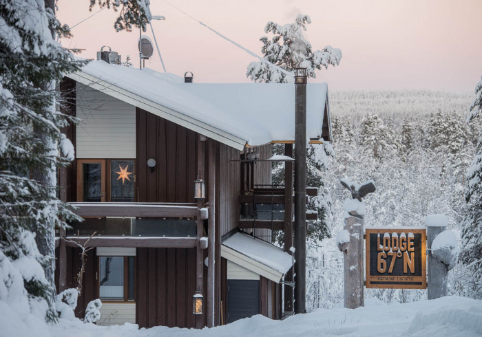 Ylläs Lodge Oy / Lodge 67°N