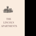 The Lincoln Apartments ~   Apt 2 Minster ~ Apt 3 Lindum ~  Apt 4 Cathedral