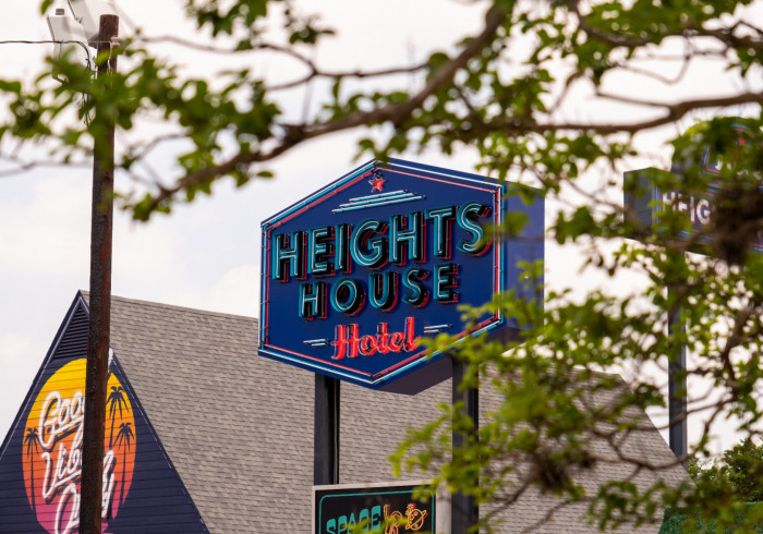 Heights House Hotel
