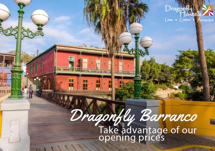 Dragonfly Hostels Barranco