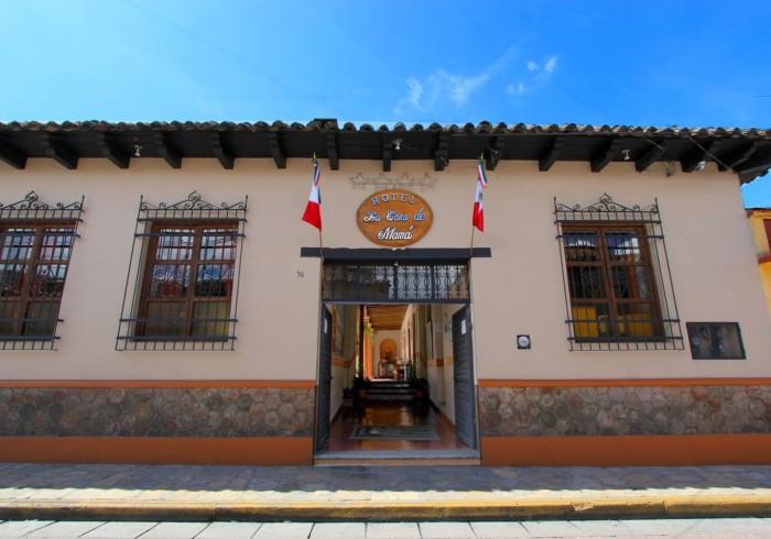 Hotel La Casa de Mama