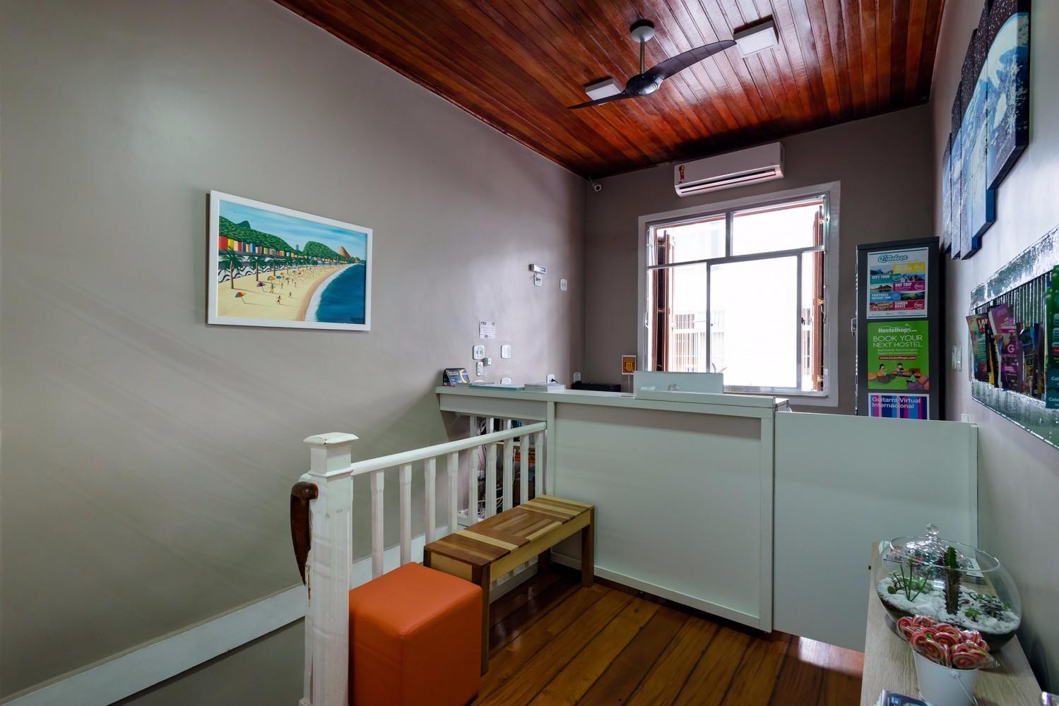 Casa Del Mar Hostel Rio De Janeiro Brasil Best Price Guarantee