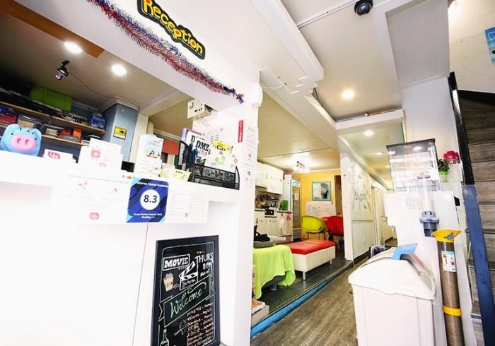 Yakorea Itaewon Hostel