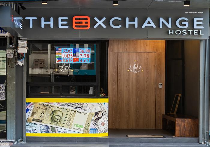 The Exchange Hostel