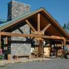 Lava Mountain Lodge