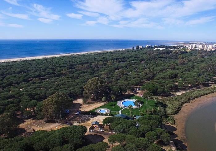 Kampaoh Isla Cristina (Huelva)