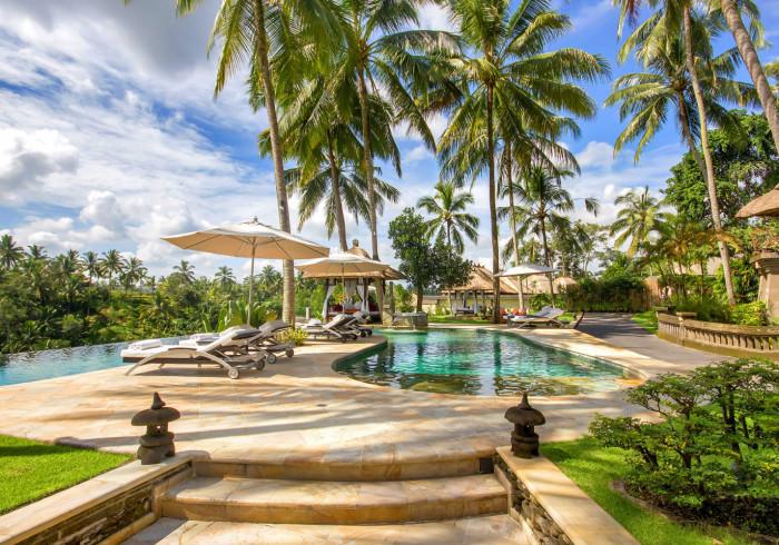 Best Luxury Resort In Ubud Bali