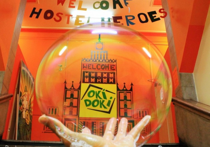 Oki Doki City Hostel