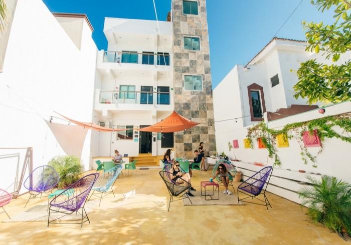 The Mermaid Hostel BEACH