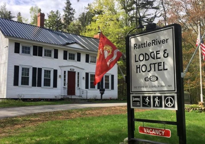 Rattle River Lodge and Hostel