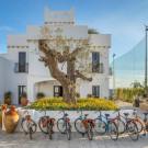 Bicycle fun at Masseria LM