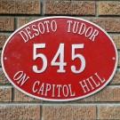 DeSoto Tudor On Capitol Hill