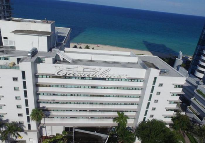Ocean Front Resort Casablanca by Bl Rentals