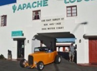 Apache Lodge